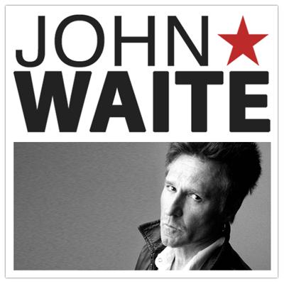 John Waite Official Worldwide Web Site
