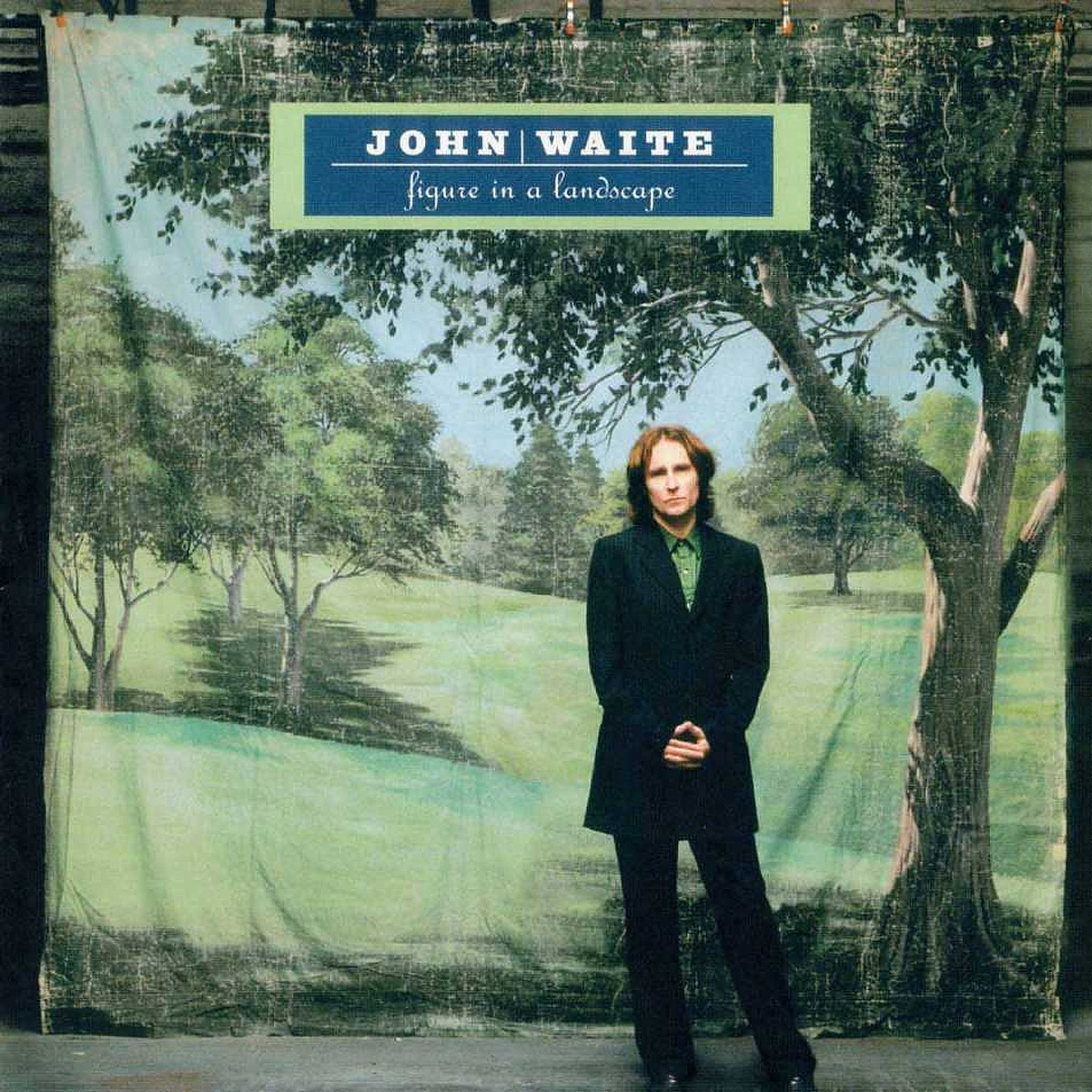John Waite - Figure in a Landcape